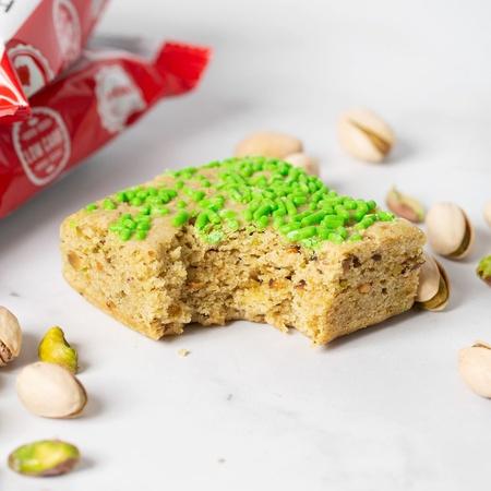 Eat Me Guilt Free Protein Brownies  Pistachio Brownie - 12 Brownies