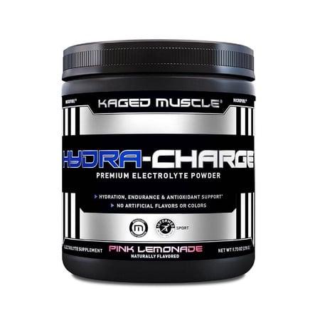 Kaged Muscle Hydra-Charge Pink Lemonade - 60 Servings