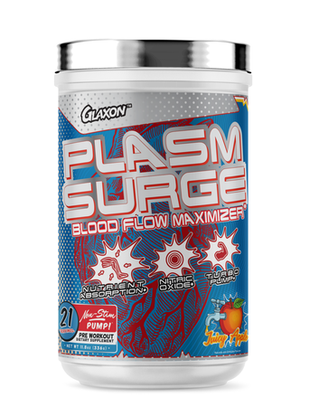 Glaxon Plasm Surge Juicy Apple - 21 Servings