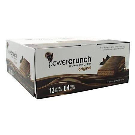 Power Crunch Bar Chocolate - 12 Bars