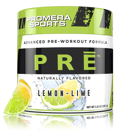 ProMera PRE Lemon Lime - 20 Servings