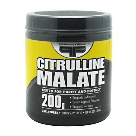 PrimaForce Citrulline Malate Powder - 200 Grams