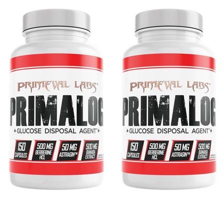 Primeval Labs Primalog - 2 x 150 Cap TWINPACK (BUY 1 GET 1 FREE)