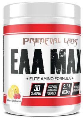 Primeval Labs EAA Max  Cherry Lemonade - 30 Servings