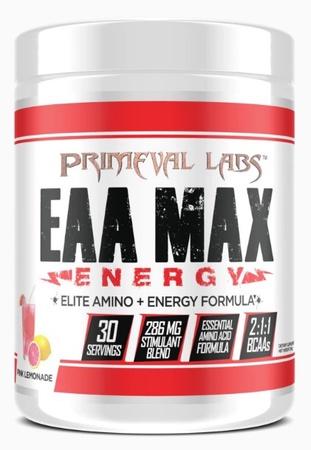 Primeval Labs EAA Max Energy Pink Lemonade - 30 Servings