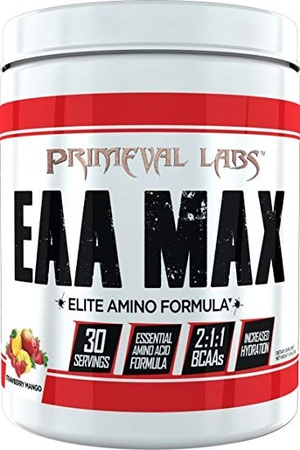 Primeval Labs EAA Max  Strawberry Mango - 30 Servings