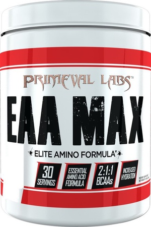 Primeval Labs EAA Max  Sweet Tea - 30 Servings