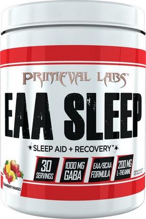 Primeval Labs EAA Sleep Strawberry Mango - 30 Servings