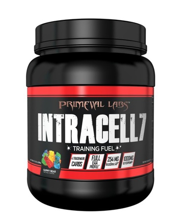 Primeval Labs Intracell 7 Black Gummy Bear - 20 Servings