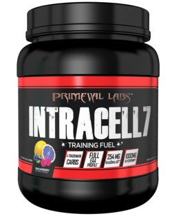 Primeval Labs Intracell 7 Black Smashberry - 20 Servings