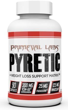 Primeval Labs Pyretic - 90 Cap