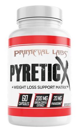 Primeval Labs Pyretic X - 60 Cap