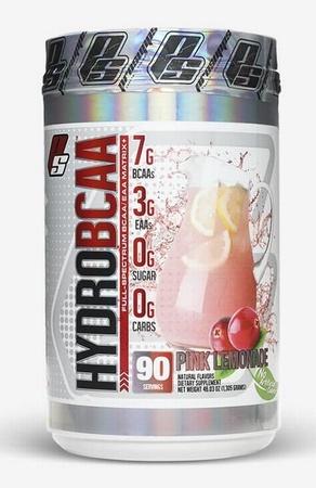 Pro Supps HydroBCAA + EAA's Pink Lemonade - 90 Servings