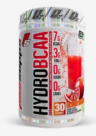 Pro Supps HydroBCAA + EAA's Blood Orange - 30 Servings