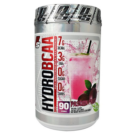 Pro Supps HydroBCAA + EAA's Passion Fruit - 90 Servings