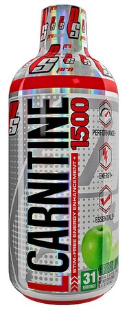 Pro Supps L-Carnitine 1500 Green Apple - 31 Servings