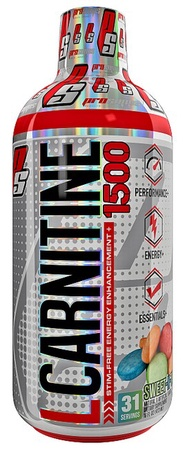 Pro Supps L-Carnitine 1500 Sweet-N-Tart - 31 Servings