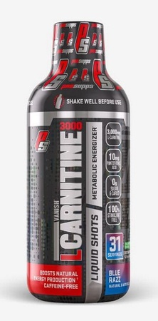 Pro Supps L-Carnitine 3000 Blue Razz - 31 Servings