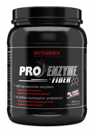 Myogenix Proenzyme + Fiber w/Probiotics - 500 Gram (50 Servings)
