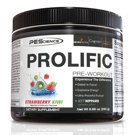 PES Prolific Strawberry Kiwi - 40 Servings