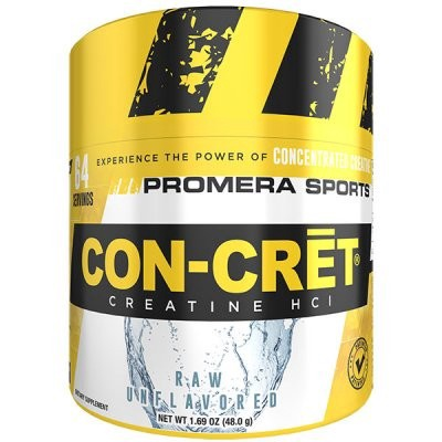 ProMera Sports Con-Cret Powder Raw Unflavored - 64 Servings