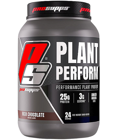 Pro Supps Plant Perform Protein Chocolate - 24 Servings