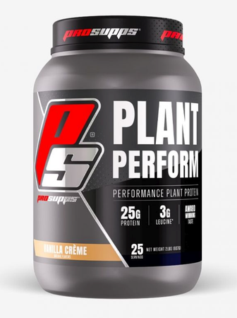 Pro Supps Plant Perform Protein Vanilla - 24 Servings
