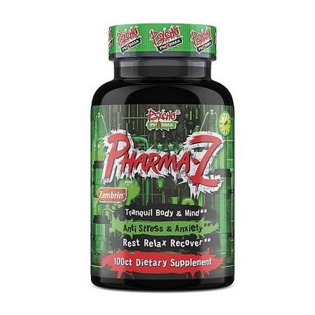 Psycho Pharma Pharma-Z - 100 Cap
