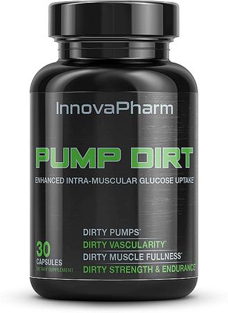 InnovaPharm Pump Dirt - 30 Cap