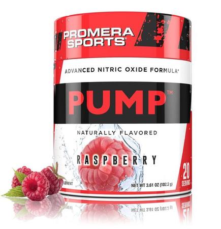 ProMera PUMP Raspberry - 20 Servings