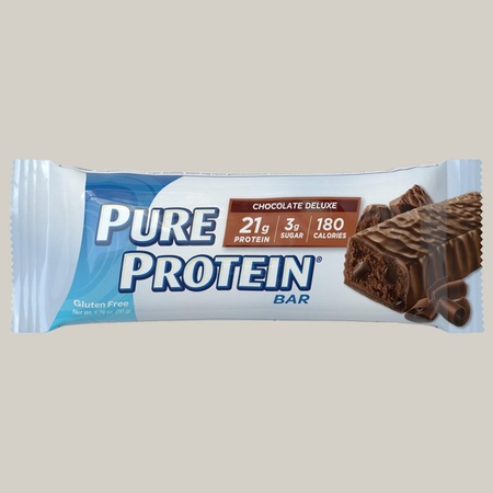 Pure Protein Bars 50g Chocolate Deluxe - 6 Bars
