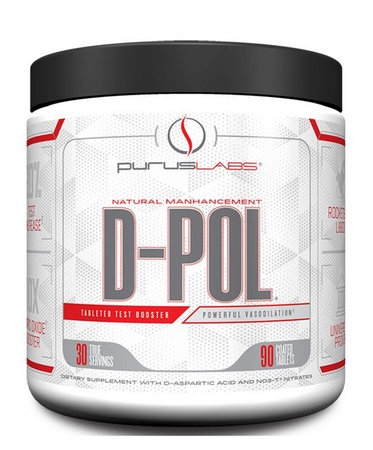 Purus Labs D-Pol - 90 Tablets (30 Servings)