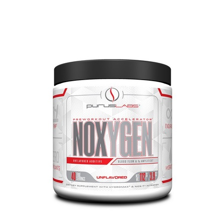 Purus Labs NOXygen Powder Unflavored - 40 Servings