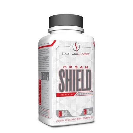Purus Labs Organ Shield - 60 Cap