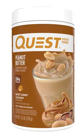 Quest Protein Powder Peanut Butter - 1.6 Lb