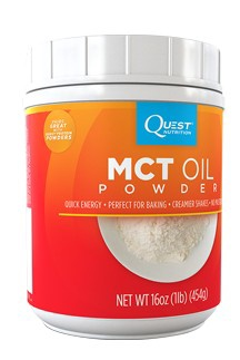 Quest MCT Oil Powder - 16 Oz