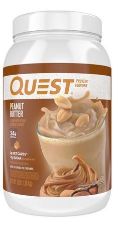 Quest Protein Powder Peanut Butter - 3 Lb