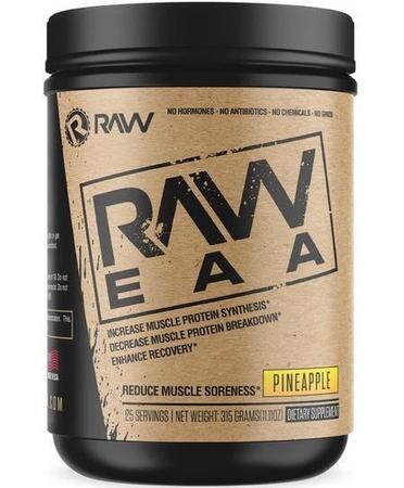 Raw Nutrition EAA Pineapple - 25 Servings
