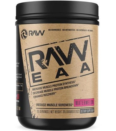 Raw Nutrition EAA Watermelon - 25 Servings