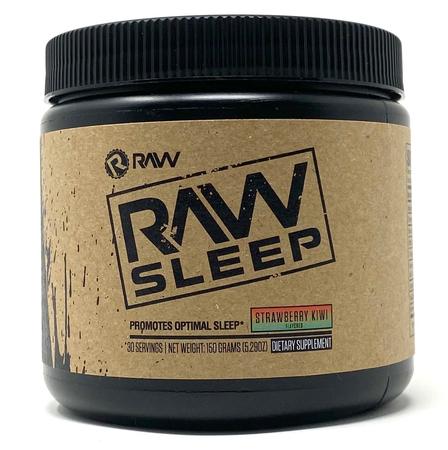 Raw Nutrition RAW Sleep Strawberry Kiwi - 30 Servings