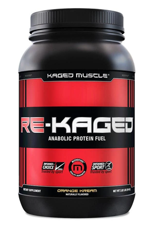 Kaged Muscle Re-Kaged Orange Kream - 20 Servings
