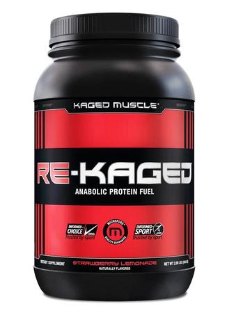 Kaged Muscle Re-Kaged Strawberry Lemonade - 20 Servings