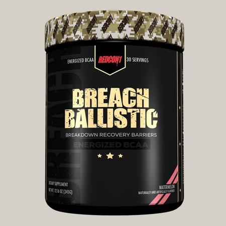 Redcon1 Breach Ballistic Watermelon - 30 Servings