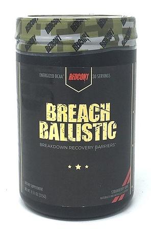 Redcon1 Breach Ballistic Strawberry Kiwi - 30 Servings