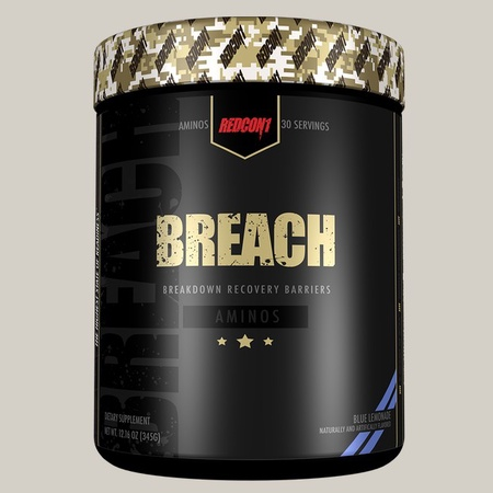 Redcon1 Breach BCAA's Tiger's Blood - 30 Servings