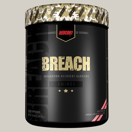 Redcon1 Breach BCAA's Watermelon - 30 Servings*SALE