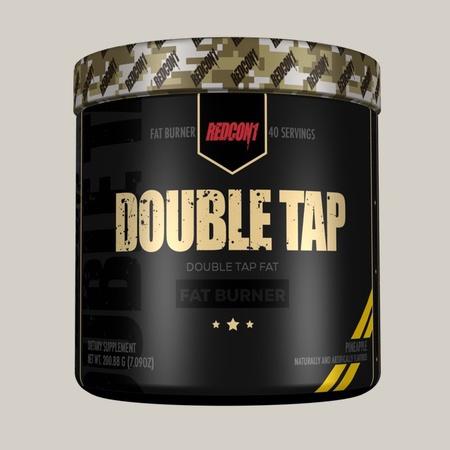 Redcon1 Double Tap Powder Pineapple - 40 Servings