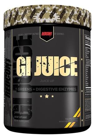 Redcon1 GI Juice Pineapple Banana - 30 Servings