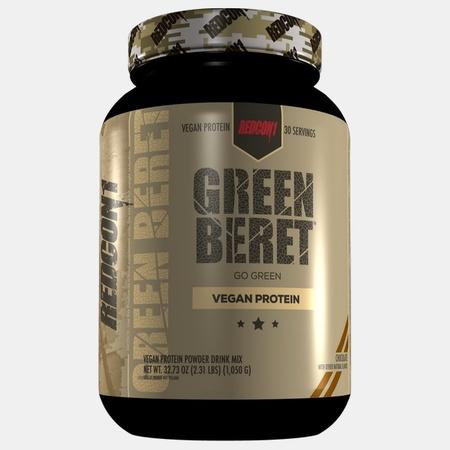 Redcon1 Green Beret Vegan Protein Chocolate - 30 Servings