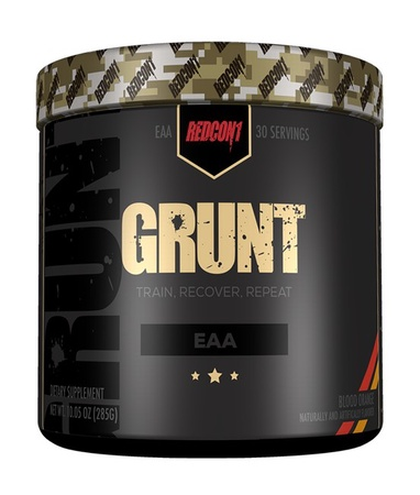Redcon1 Grunt EAA's Blood Orange - 30 Servings